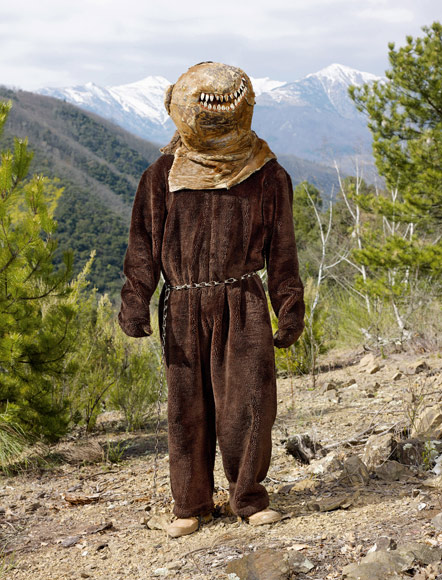FRANCE Spring festivals in the Pyrenees feature local men playing the role of bears awakening from hibernation.