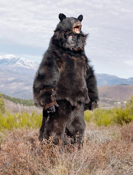 FRANCE Bear at the Festival of the Bears