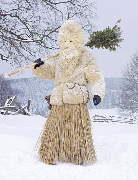 CZECH REPUBLIC In the village of Nedašov, devils join the retinue of St. Nicholas to frighten children into being good.