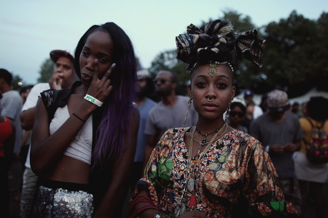 Afropunk Fest 2013