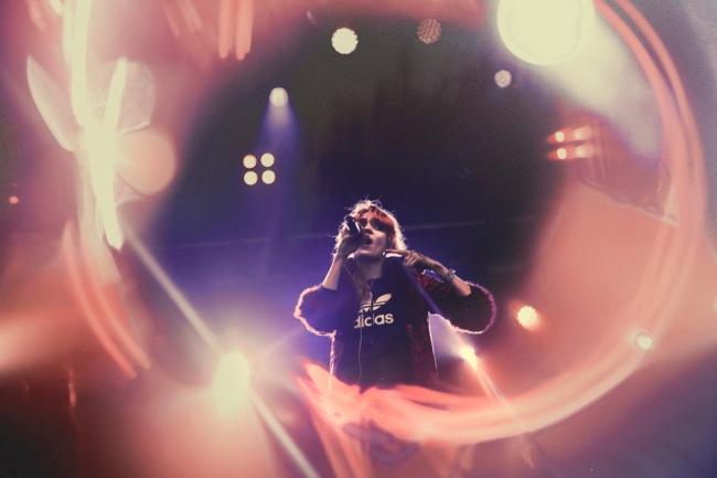 Grimes at Øya Festival 2013
