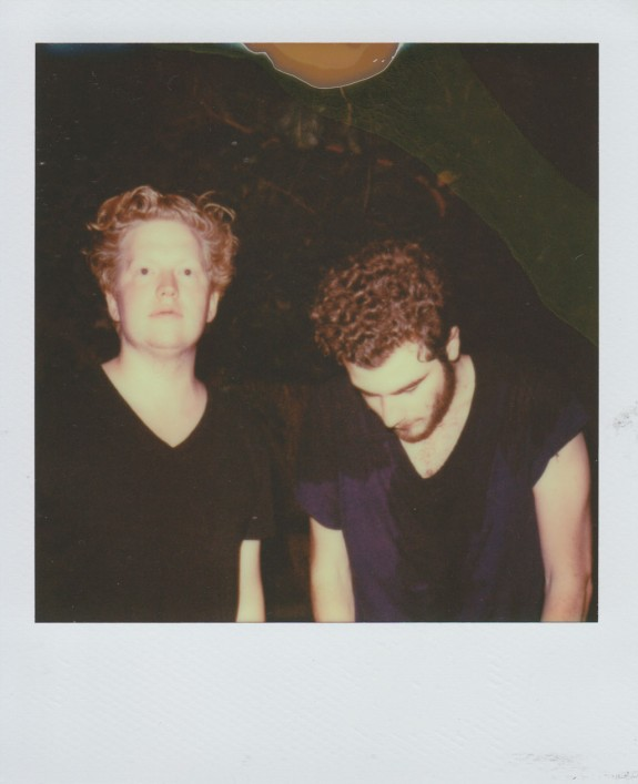 Nicolas Jaar & Dave Harrington