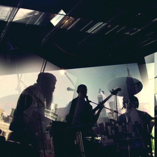 YOSHIMIO + Hisham Akira Bharoocha + Ryan Sawyer TRIO