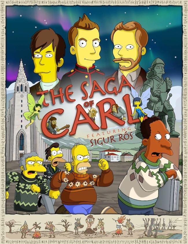 """The Saga of Carl"""